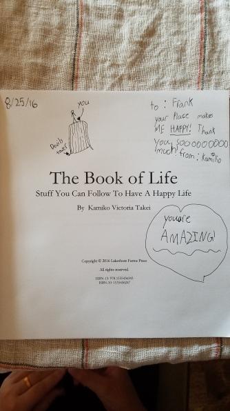 Kamiko's 1st Book.