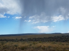 more virga - dry deserts.