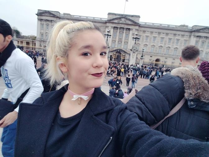 Kira was smitten with London.