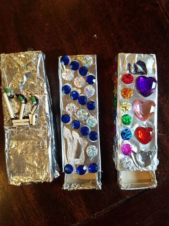 I love these! We also included blessings for our family & home inside our Mezuzah. We kiss and touch them as we enter and leave our home as a reminder of when we are leaving one space to enter another. Outside world or our inside world.